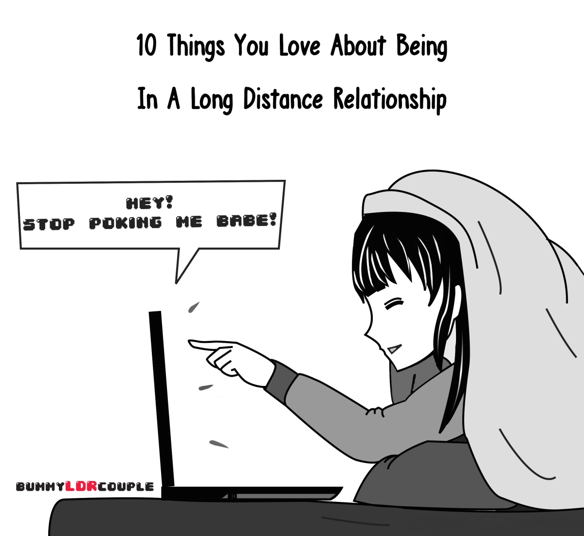 10 Things You Love About Being In a Long Distance Relationship